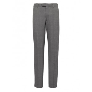 Athletic Tapered Smart-Weight Performance SeersuckerSuit Pant