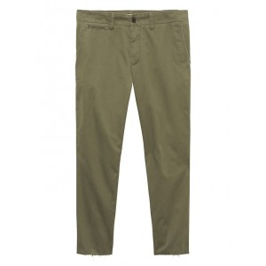 Heritage Athletic Tapered Cropped Chino