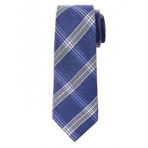 Seasonal Plaid Nanotex® Tie