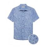 Heritage Slim-Fit Print Shirt