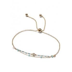 Micro Fine Slider Bracelet