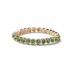 Multi Stone Stretch Bracelet