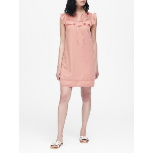 Petite Cotton-TENCEL™ Shift Dress