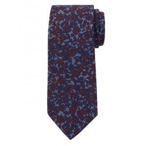 Dandy Floral Print Nanotex® Tie