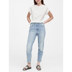 JAPAN EXCLUSIVE High-Rise Relaxed Straight Jean