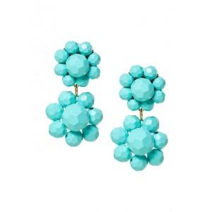 Summer Beads Drop Earrings