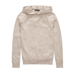 Supima ® Cotton Sweater Hoodie