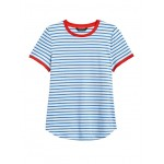 SUPIMA® Cotton Ringer T-Shirt