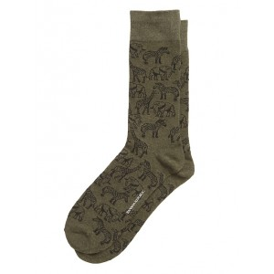 Safari Animals Sock