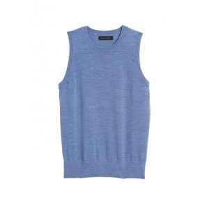 Washable Merino Sweater Shell