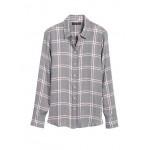 Petite Dillon Classic-Fit Flannel Shirt