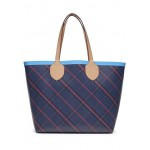 Plaid Extra-Large Tote