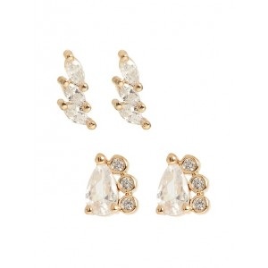 Delicate Stud Earrings Set