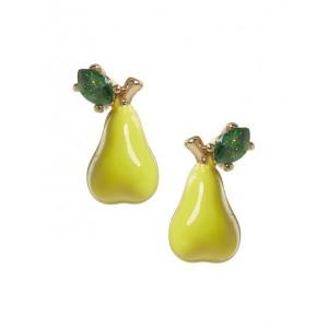 Pear Stud Earrings