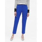 Avery Straight-Fit Ankle Pant