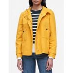 Petite Water-Resistant Anorak Jacket