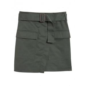 Utility Wrap Skirt