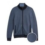 SUPIMA® Cotton Sweater Jacket