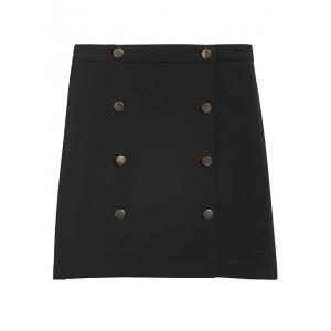 Petite Trench Mini Skirt