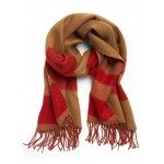 Reversible Stripe Scarf