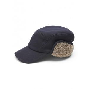 Wool-Blend Hunter Hat