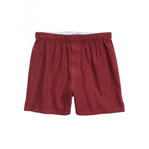 Gingham Flannel Boxer