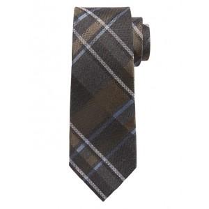 Enlarged Plaid Nanotex® Tie