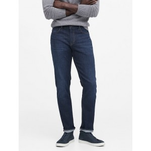 Slim Rapid Movement Denim Jean