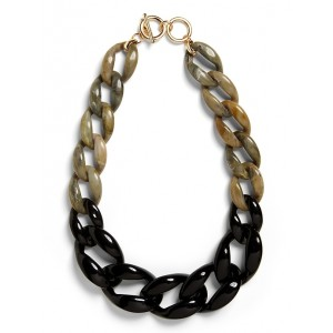 Resin Statement Necklace