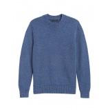 High Crew-Neck Sweater