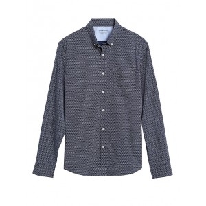 Untucked Standard-Fit Luxe Poplin Shirt