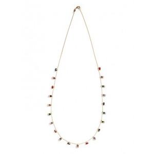 Mini Drop Long Necklace