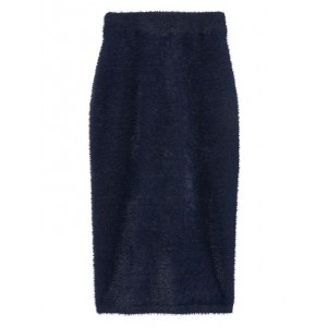 JAPAN EXCLUSIVE Fuzzy Sweater Skirt