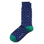 Shamrock Dot Sock