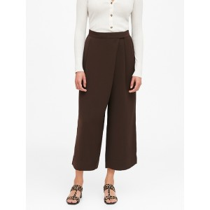 JAPAN EXCLUSIVE Extra Wide-Leg Cropped Pants