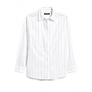 JAPAN EXCLUSIVE Oversized Poplin Shirt