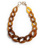 Resin Chunky Necklace