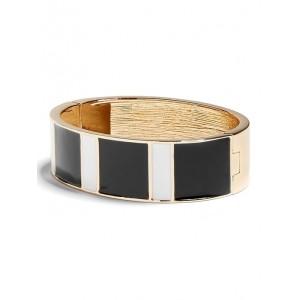 Black & White Cuff Bracelet