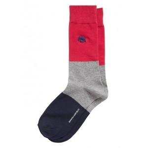 Elephant Embroidery Sock