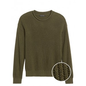 Heritage Ribbed Sweater