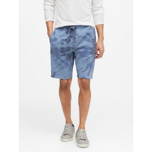 Tie-Dye French Terry Shorts