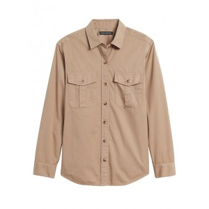Petite Heritage Utility Guide Shirt