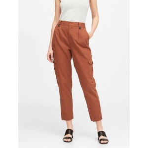 Heritage Pleated Cargo Pant
