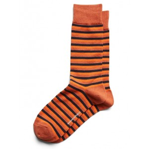 Three Color Stripe Sock