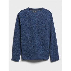Arctic Fleece Raglan Sweatshirt