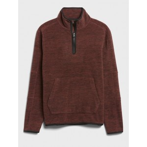 Arctic Fleece Half-Zip Sweatshirt