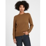 Petite Relaxed Chunky Sweater