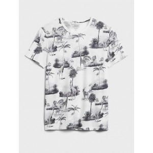 Safari Graphic T-Shirt