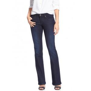 Petite Dark Slim Boot Jean