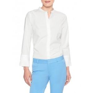 Tailored Pleated Cuff Shirt